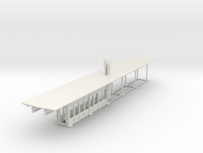 North Philly Station canopy Rev 18 A in White Natural Versatile Plastic