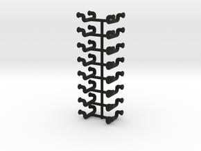 1/48 DKM UBoot Ladders Set x16 in Black Premium Versatile Plastic