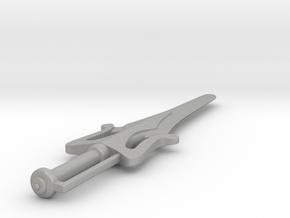 Power Sword in Aluminum