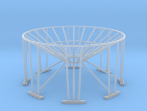 1/64 stand for 2500-3000 tank in Smooth Fine Detail Plastic