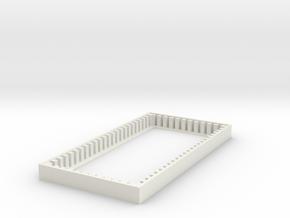 organizer for ram modules in White Natural Versatile Plastic