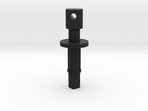 Warthog 5 way switch shaft in Black Natural Versatile Plastic