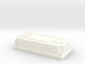 Ignition Module in White Processed Versatile Plastic