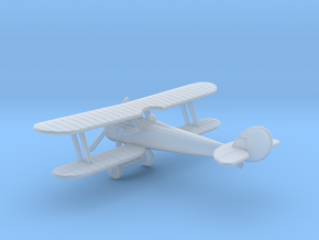 Nieuport 28 in Smooth Fine Detail Plastic: 1:144