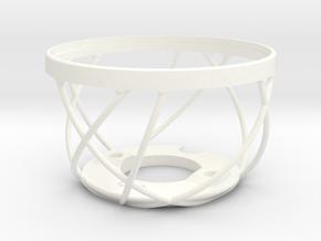 Google Home Base in White Processed Versatile Plastic