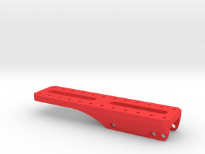 FXX-D VIP WEIGHT SHIFT FRAME in Red Processed Versatile Plastic
