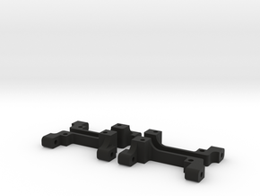 XXX IHB FULL SET (Independent Hinge Block) in Black Strong & Flexible