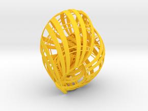 s35_128 in Yellow Processed Versatile Plastic