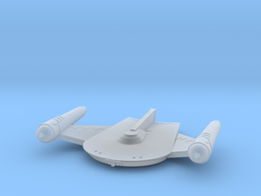 3788 Scale Romulan King Eagle Command Cruiser MGL in Smooth Fine Detail Plastic