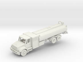 Kovatch R-11 Fuel Truck in White Natural Versatile Plastic: 1:160 - N