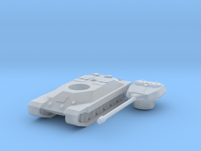 1/285 IS-6 in Smooth Fine Detail Plastic: Small