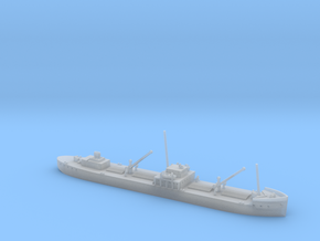 1/700th scale Hungarian cargo ship Kassa in Smooth Fine Detail Plastic