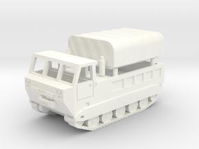 M-548 Cargo Carrier in White Processed Versatile Plastic: 1:200