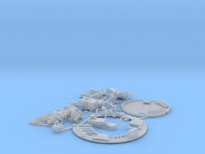 M47 turret interior Italeri Takom 1:35 in Smooth Fine Detail Plastic