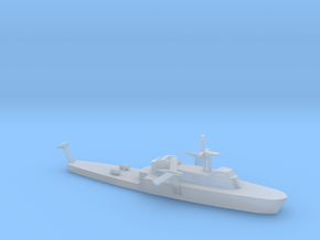 1/700 Scale USS Plainview AGEH-1 in Smooth Fine Detail Plastic