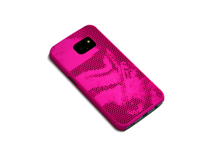 Samsung Galaxy S7 case_Stormtroopers in Pink Processed Versatile Plastic