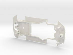 Scalextric  AMG gt3 chassis in White Strong & Flexible