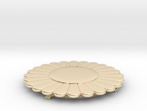 Flower Power SwapTop in 14K Yellow Gold