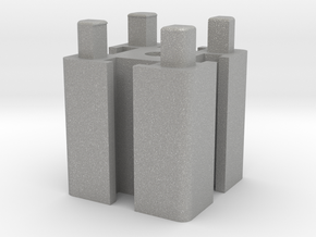 Prototype Blocks in Aluminum