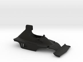 Ferrari 312 b3 - body in Black Premium Versatile Plastic
