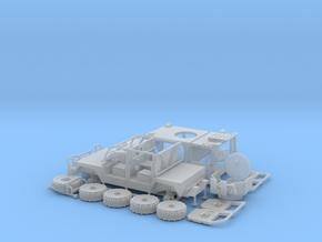 Lince-H0-Mejorado-Piezas-SH in Smooth Fine Detail Plastic