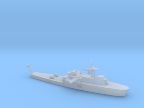 1/1250 Scale USS Plainview AGEH-1 in Smooth Fine Detail Plastic