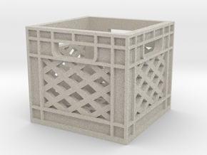 Milk Crate 1/16 in Natural Sandstone