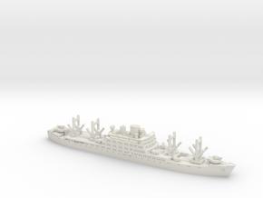 Aikoku Maru 1/1800 in White Natural Versatile Plastic