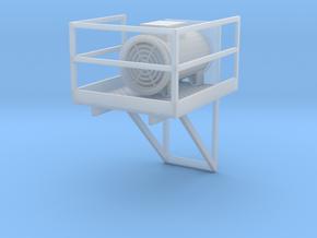 1/64 EZ Bin Drying Fan in Smooth Fine Detail Plastic