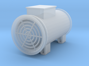 1/64 TD Bin Dryer Fan in Smooth Fine Detail Plastic
