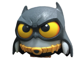 Bat Owl in Full Color Sandstone