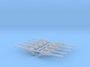 ryza lasgun (10 pack) in Smooth Fine Detail Plastic