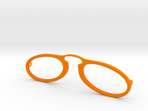 10b in Orange Processed Versatile Plastic