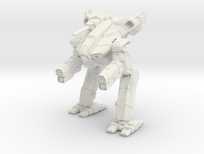 Marauder  1/72 scale in White Natural Versatile Plastic