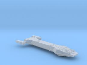 3788 Scale Hydran Traveler Light Cruiser CVN in Smooth Fine Detail Plastic