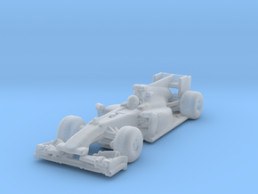 Red Bull F1 Z-Scale in Smooth Fine Detail Plastic: 1:220 - Z