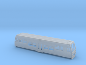 BR 672 H0 [body] in Smooth Fine Detail Plastic