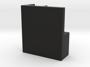 MG3 Feedblock in Black Natural Versatile Plastic