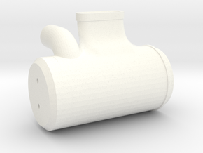 Air box compatible mb sk 1/14         part 1/3   in White Processed Versatile Plastic