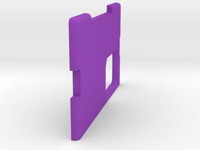 BIG K squonker  20700 door in Purple Strong & Flexible Polished