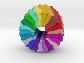 Barley Stripe Mosaic Virus in Full Color Sandstone
