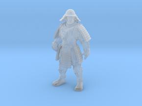 SC Samurai in Smoothest Fine Detail Plastic