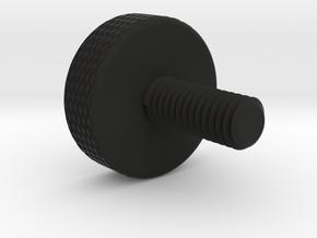 [Airsoft] KWA MK23 Rail Screw (Thick) in Black Natural Versatile Plastic