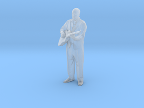 Printle T Homme 003 - 1/120 - wob in Smooth Fine Detail Plastic