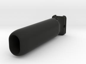battery grip airsoft in Black Natural Versatile Plastic