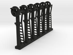 Target Sig 3 Lampt(x06) N 160:1 Scale in Black Natural Versatile Plastic