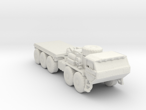 PLS M1120A4 160 scale in White Natural Versatile Plastic