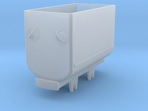 BND30 mine tub - standard in Smooth Fine Detail Plastic: 1:45