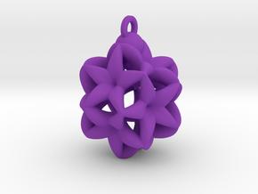 Dodeflowers in Purple Processed Versatile Plastic