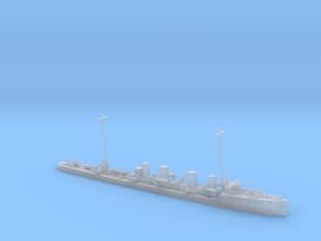 SMS Csepel 1/1200 (with mast) in Smooth Fine Detail Plastic
